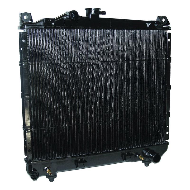 article pour model 4874198 radiateur refroidissement du moteur for jeep cherokee xj 2 5 l. Black Bedroom Furniture Sets. Home Design Ideas