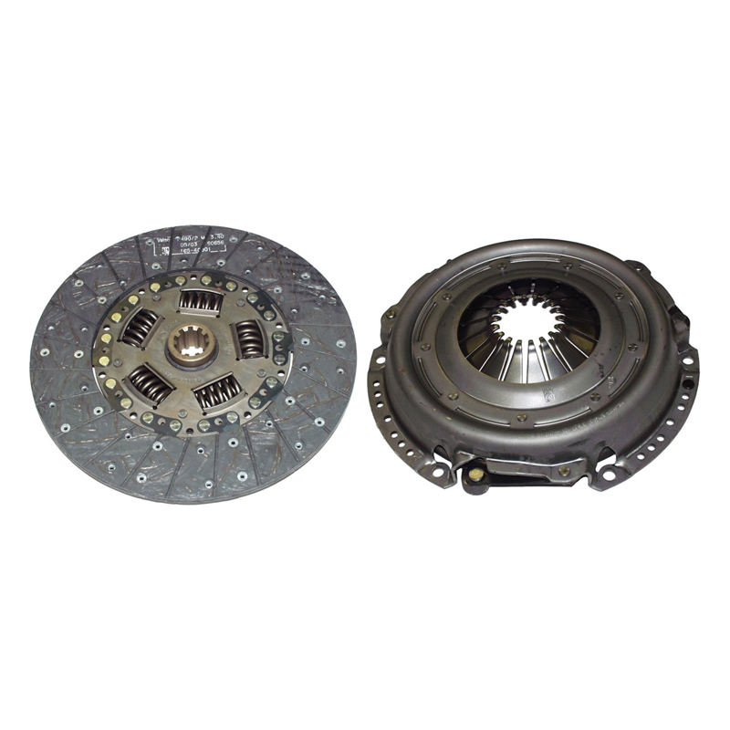 Engine Clutch Plate : Pressure plate and clutch disc kit for jeep
