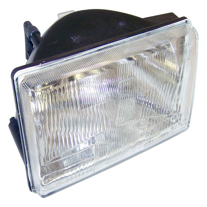 Headlamp Left Jeep Grand Cherokee ZJ 1993-1998 USA Version