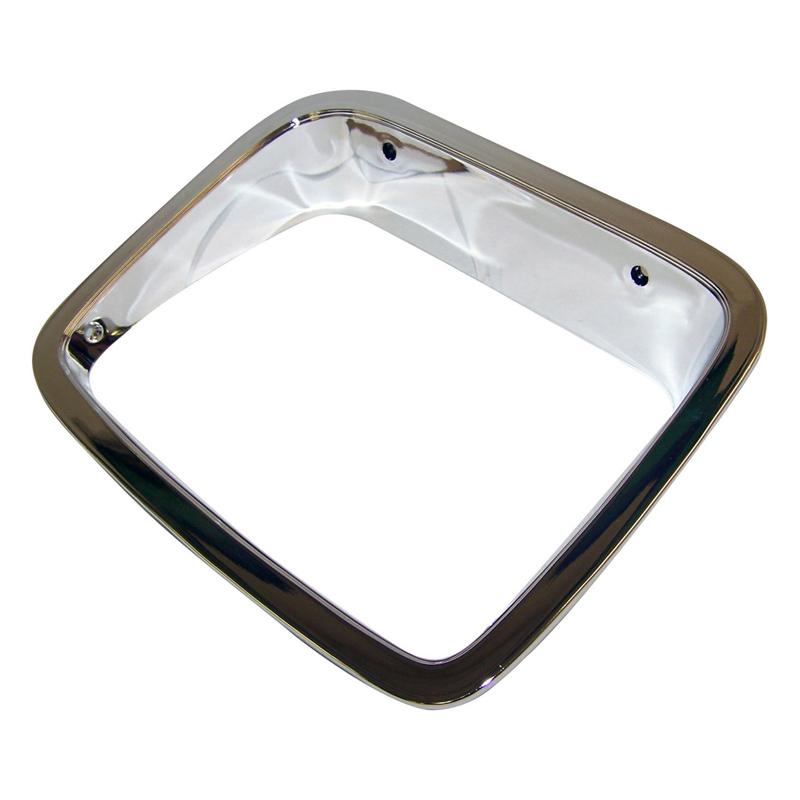56003105 Scheinwerfer Rahmen, links, vorne für Jeep Wrangler (YJ ...