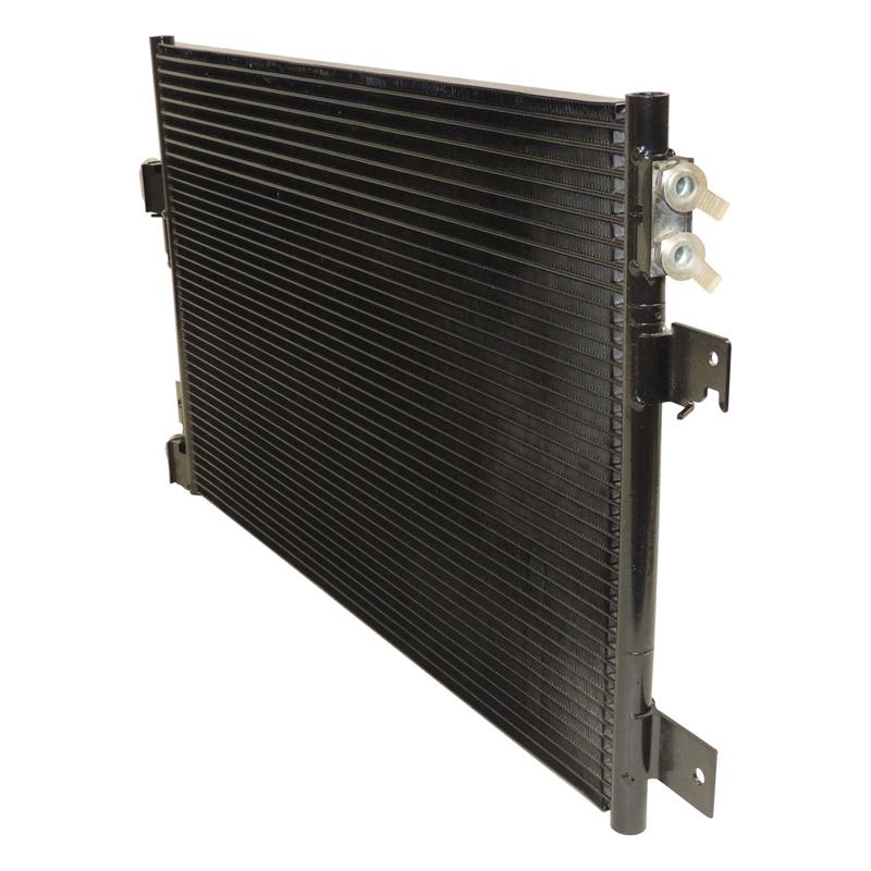 2009 Dodge Avenger Transmission: 68004053AA A/C Condenser & Transmission Cooler For Jeep