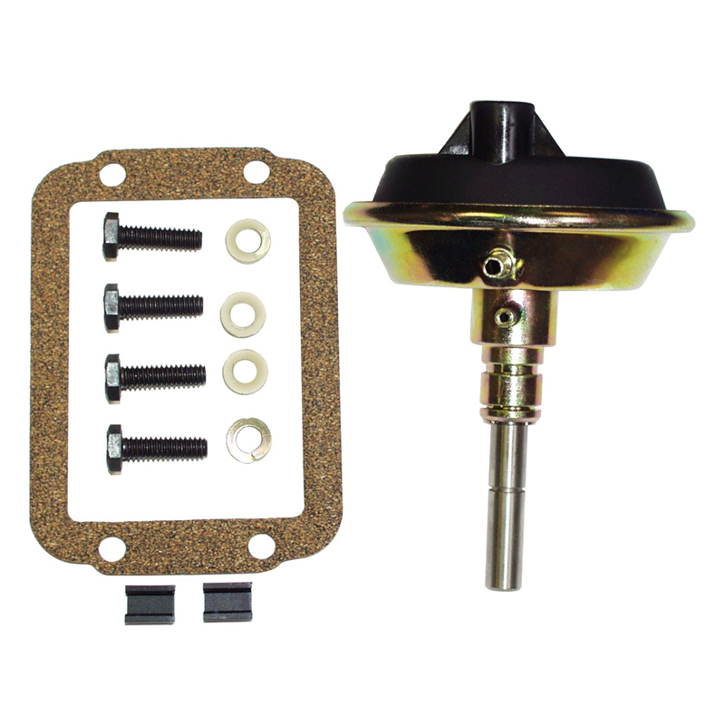 Disconnect Axle Vacuum Motor Kit, front