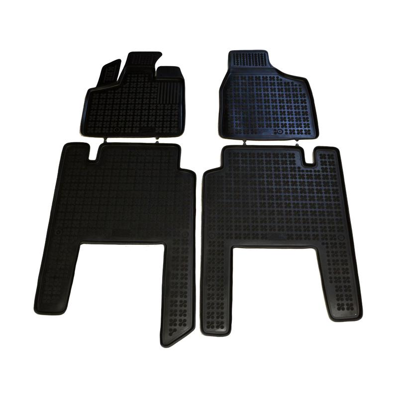 fm011 fussmatten schwarz chrysler voyager 5 sitze. Black Bedroom Furniture Sets. Home Design Ideas