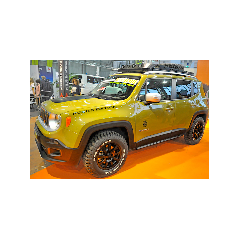 Jeep Renegade Lifted >> Jeep Renegade Lift Kit 20mm