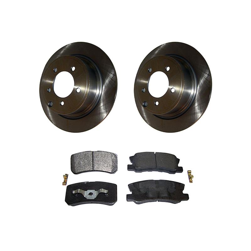 rbs378 bremsen kit hinten 302 mm scheibendurchmesser f r. Black Bedroom Furniture Sets. Home Design Ideas